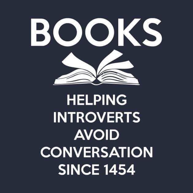 So true, so true! - #library #True