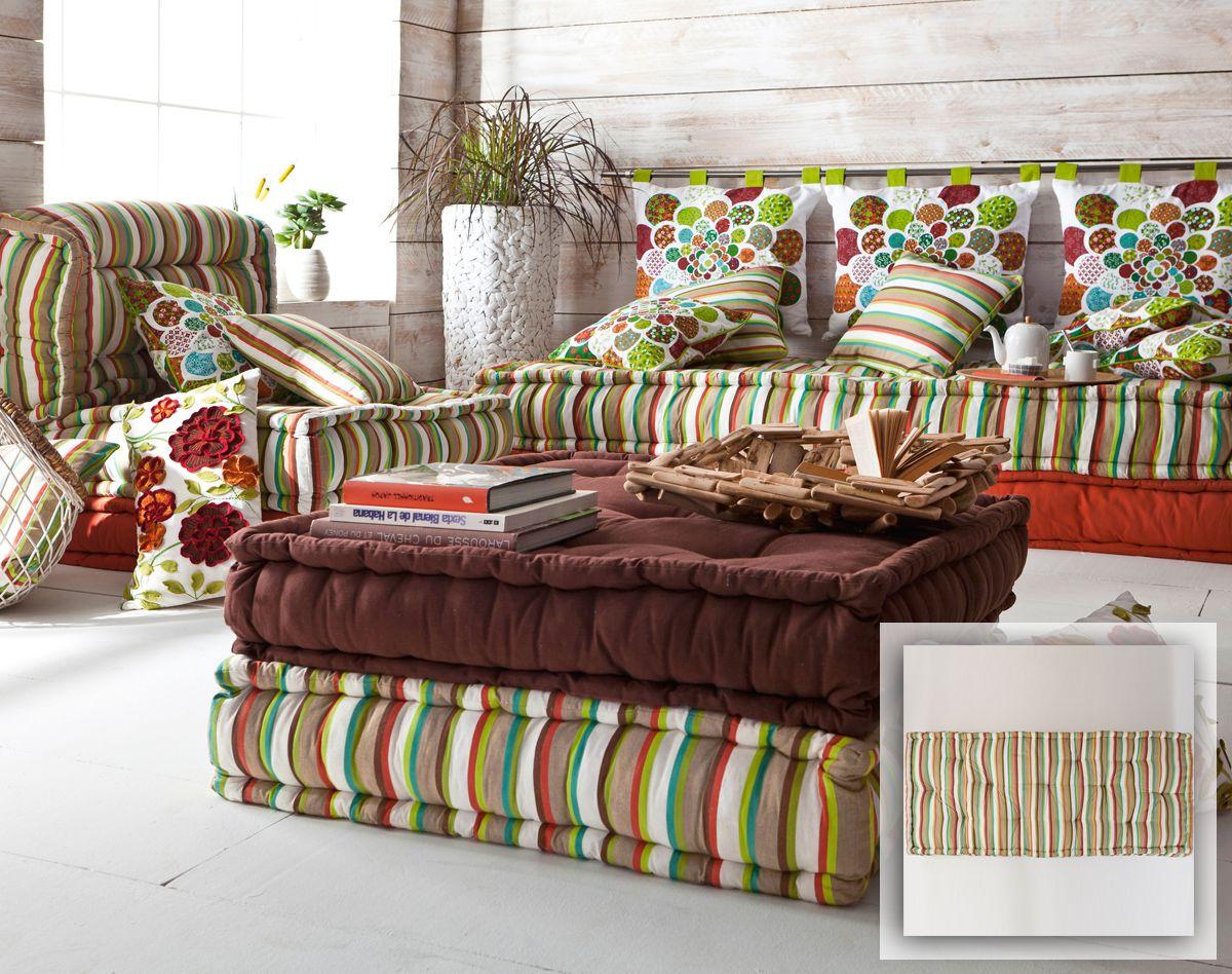 coussin dossier et matelas ray s terrasse pinterest matelas dossier et palier. Black Bedroom Furniture Sets. Home Design Ideas