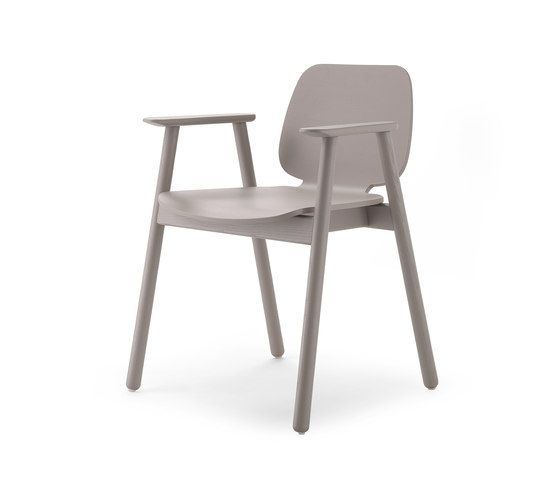 Ela 172.01 by Softline - 1979 | Visitors chairs / Side chairs