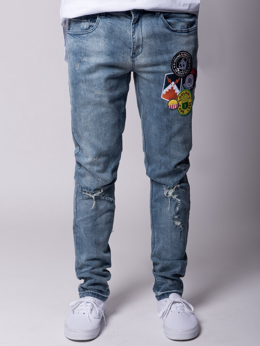 c9f883b4928 Young & Reckless Emery Jeans- Indigo - 34 | Products | Denim, Jeans ...