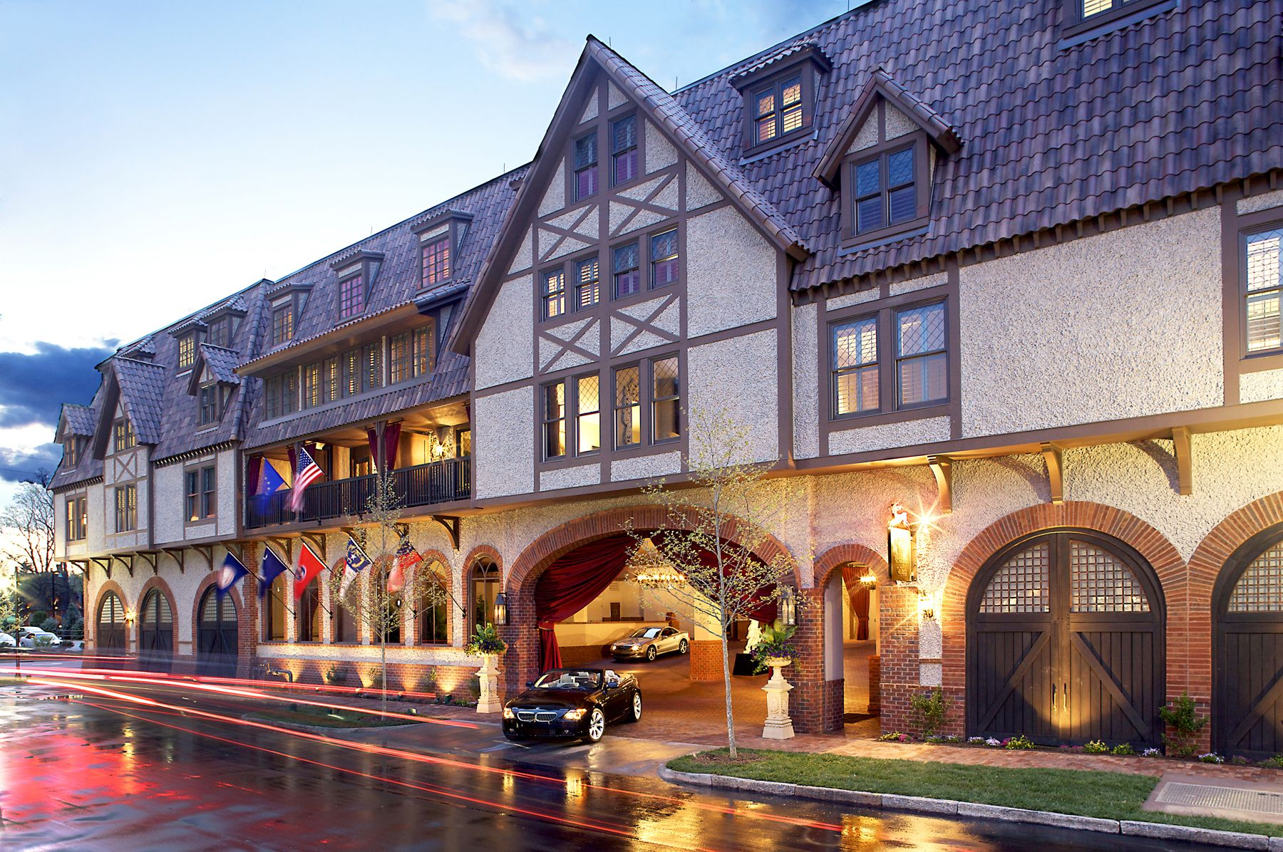 Grand Bohemian Hotel Asheville Nc Hotels