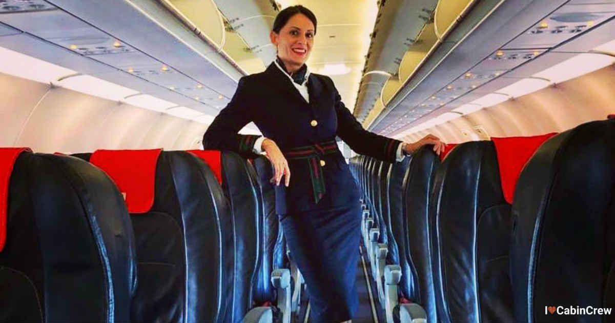 How To Become A Flight Attendant Ten Easy Steps Become A Flight Attendant Flight Attendant How To Become