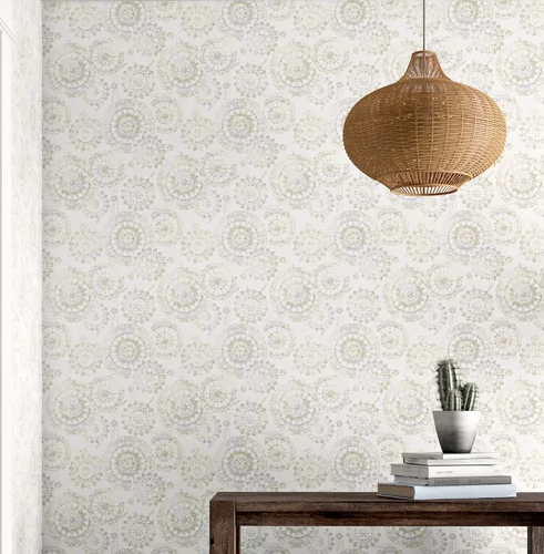This Removable Wallpaper Lets You Update Your Home Without