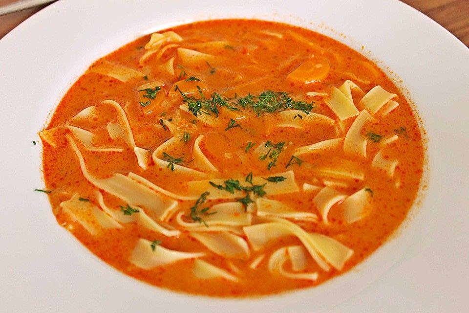 Polnische Tomatensuppe von La_Cuisine_1990   Chefkoch