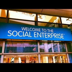Salesforce and the Social Enterprise!