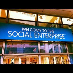 Salesforce and the Social Enterprise!