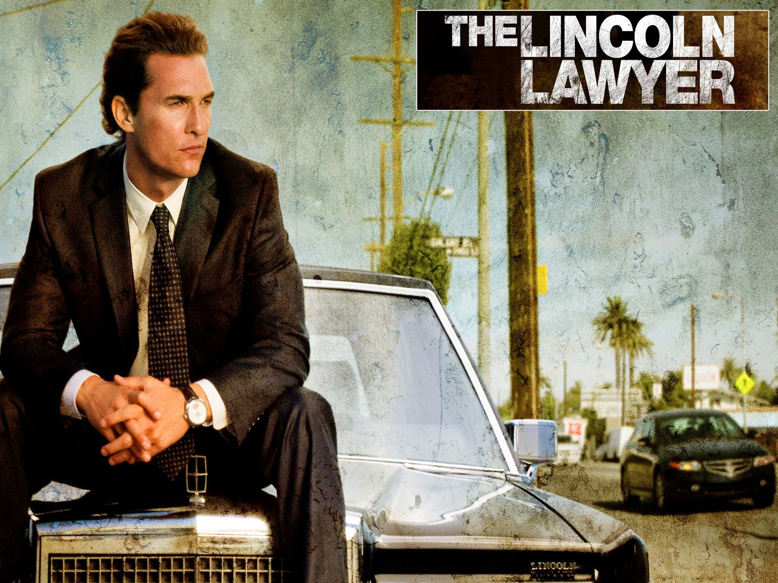The Lincoln Lawyer Wallpaper Picswallpapercom