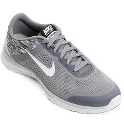 6493c84f4d Tênis Nike In-Season Tr 5 Print - Cinza+Branco