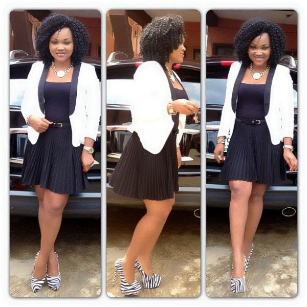 45513f6d82 Who s looking fabulous… Nollywood actress