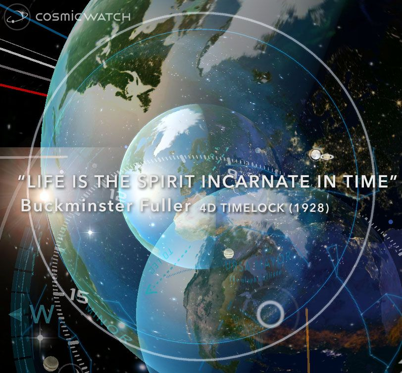 The world's first digital interactive astronomical time device in 3D, provides a new way of exploring time.