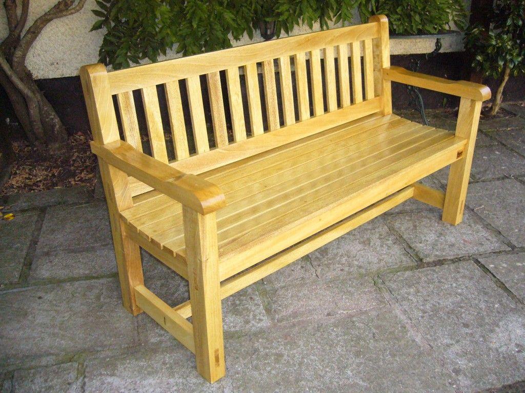 Memorial Benches Wooden Workshops Bench