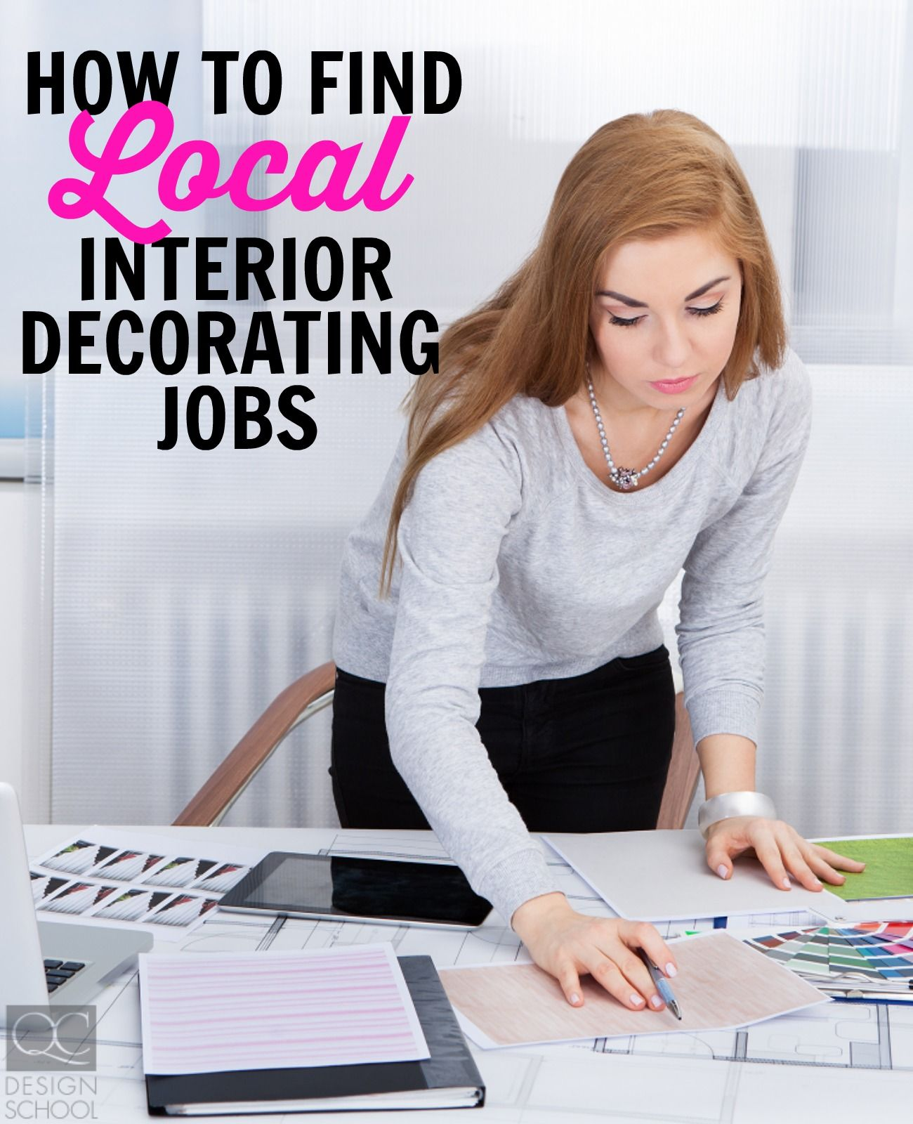 How to Find Local Interior Decorating Jobs  Decorating jobs