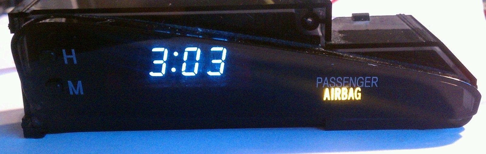Repair Service To Your 03 2004 2005 2006 07 08 Toyota Matrix Digital Clock