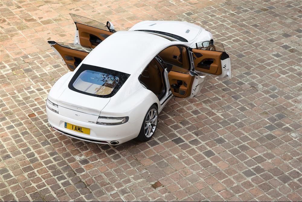 Aston Martin Rapide S The Worlds Most Beautiful Door Sports Car - Aston martin 4 door