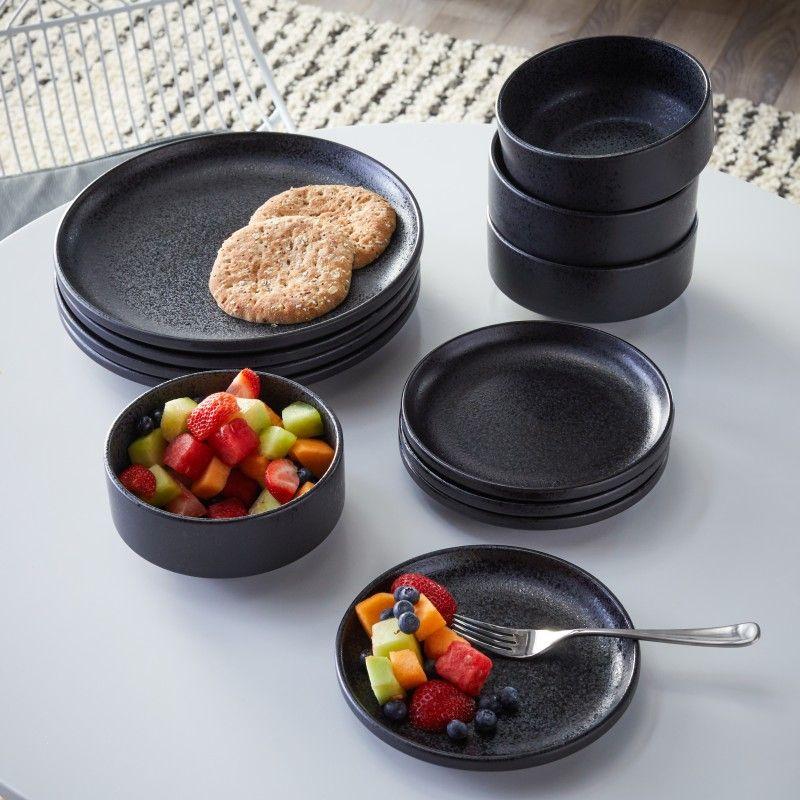 Walmart S Scandi Inspired Modrn Line Dinnerware Dinner Plates Dinnerware Set