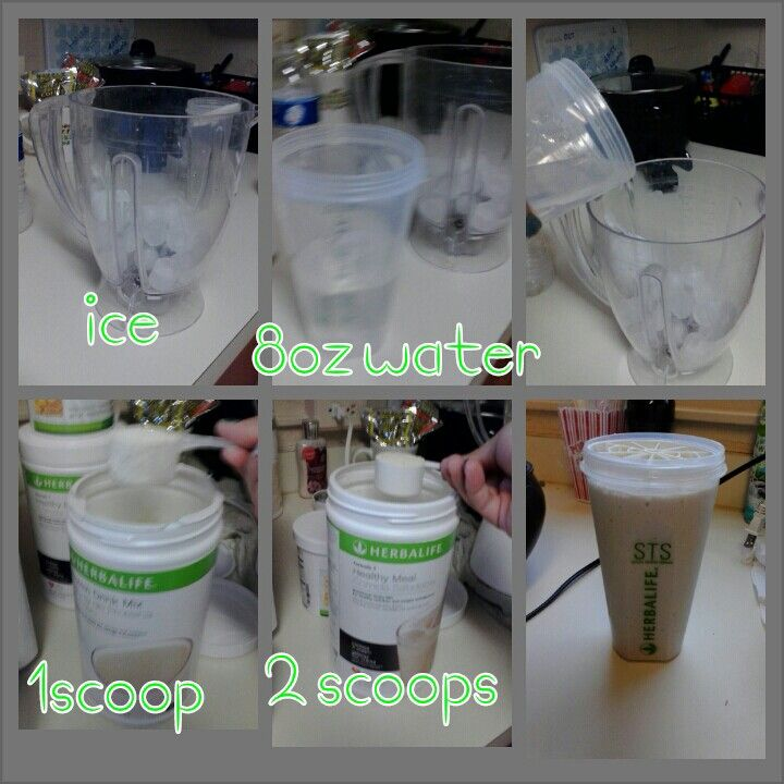 Make a great herbalife shake today! -Ask me how! I'm an Herbalife distributor! -Monica