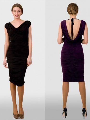 THE SHERIDAN DRESS - Reversible dress
