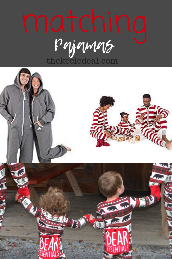 One of my favorite Christmas Eve traditions is getting new pajamas.   christmas  pajamas  giftideas  christmastradition 25ce0a88c
