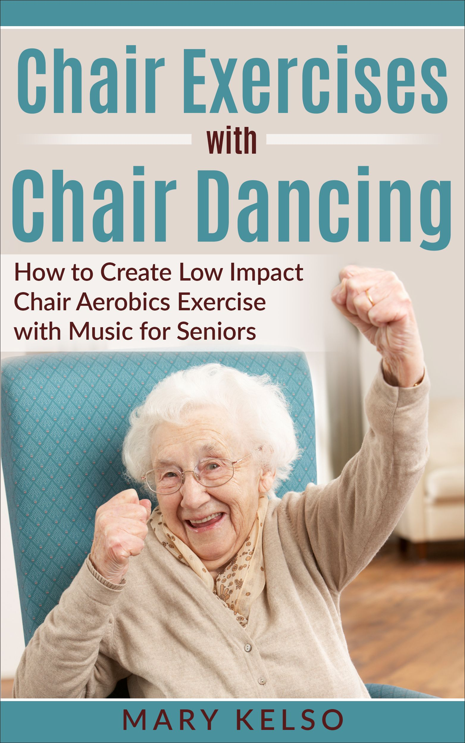 Chair Exercises With Chair Dancing