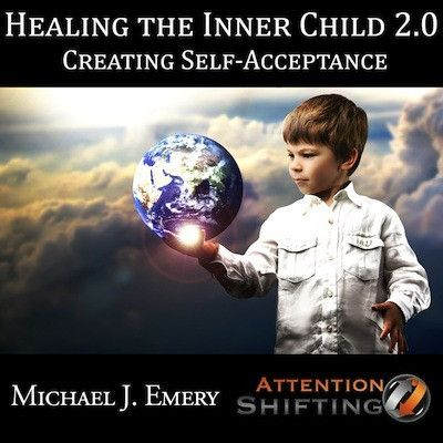 It almost always goes back to one's childhood and self-acceptance. You can't change the past, but you can change how you perceive it... This NLP and hypnosis download is a powerful way to renew a sense of self-acceptance.