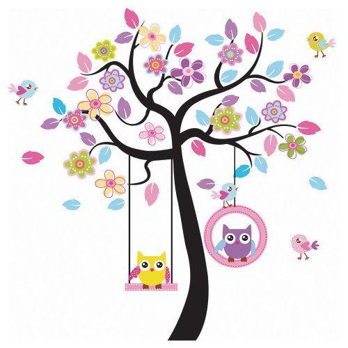 Songmics Cartoon Vogel für Bunt FWT009 | Kids Bilder | Pinterest ...