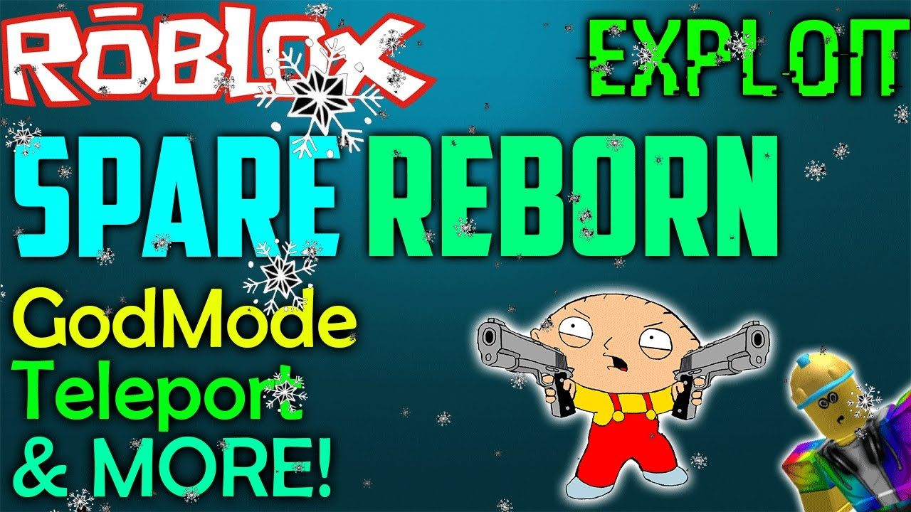 Roblox Exploit / Hack: SpareReborn | New/Working | [Godmode