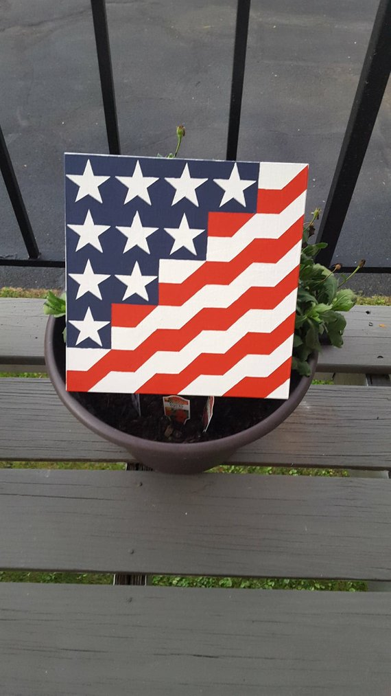 American Flag Barn Quilt Barn Quilt Barn Quilts Quilts
