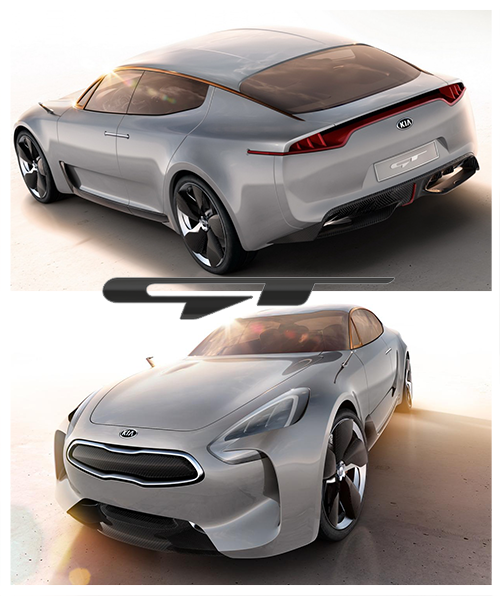 43++ Kia gt concept car trends