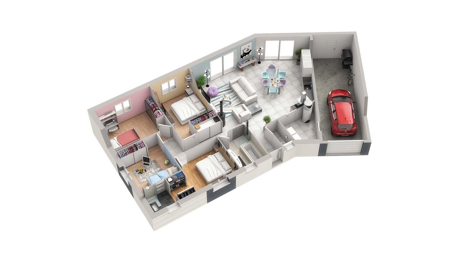 Maisons Optimal - Constructeur de maisons individuelles dans le Doubs et le Jura | Constructeur ...