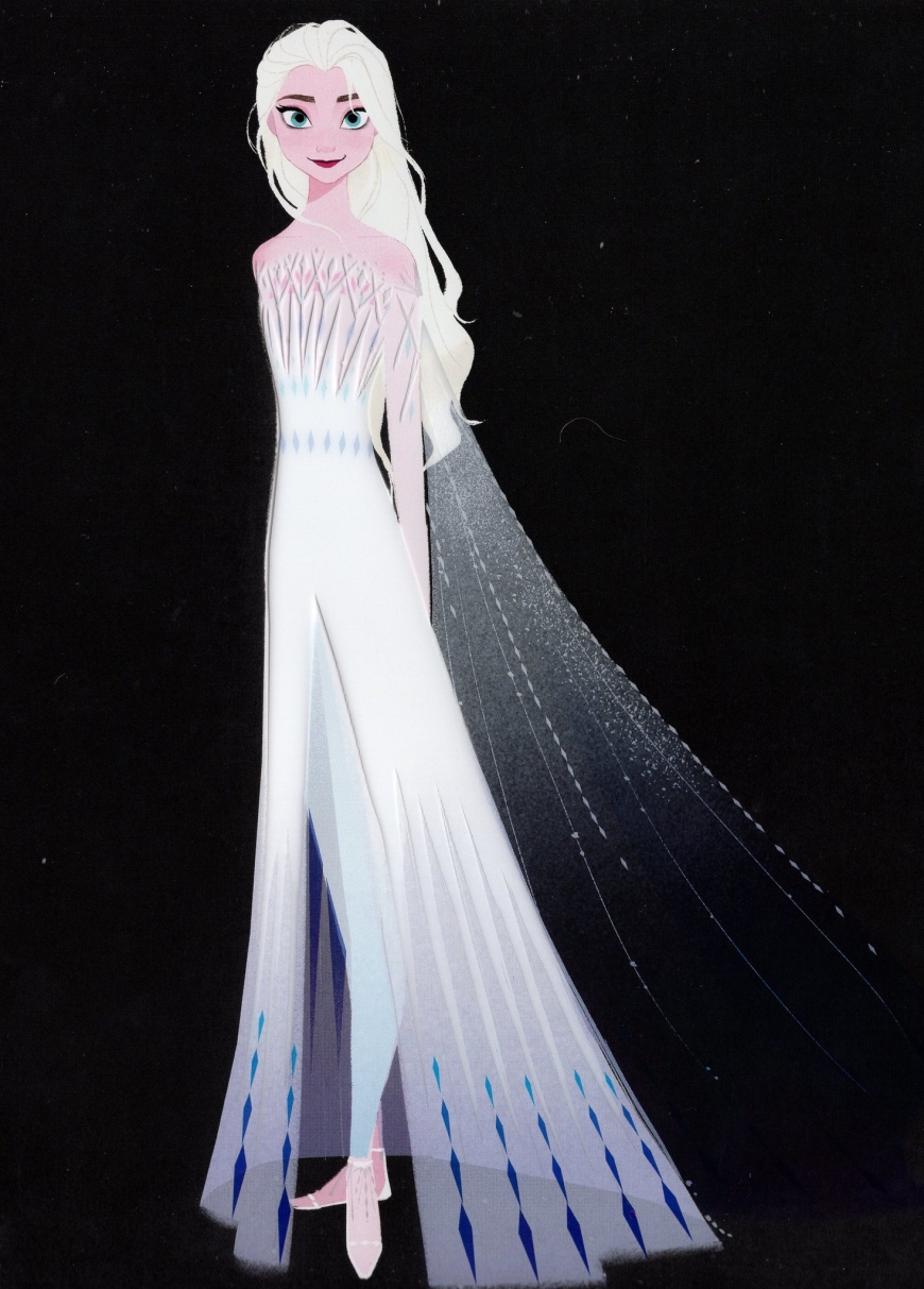 Elsa S Fifth Element Outfit In 2020 Frozen Disney Movie Disney Princess Frozen Elsa Cosplay