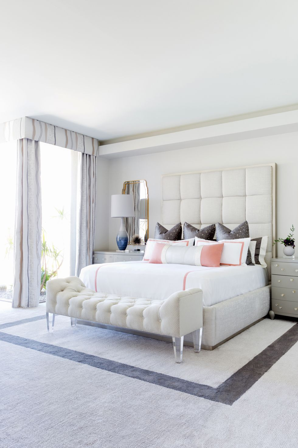These Gorgeous Gray and White Bedrooms Are Full of Decor Ideas