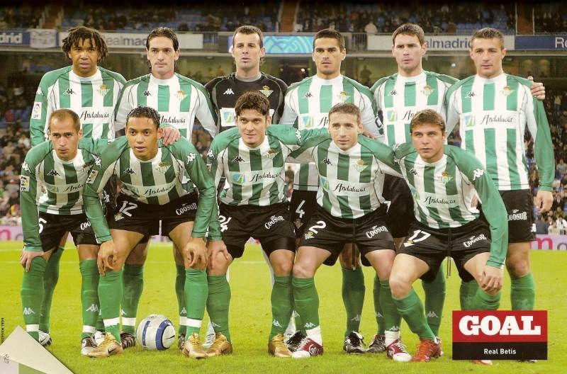 Pin De Louis En Real Betis Balompie Sevilla Balompie Betis Futbol