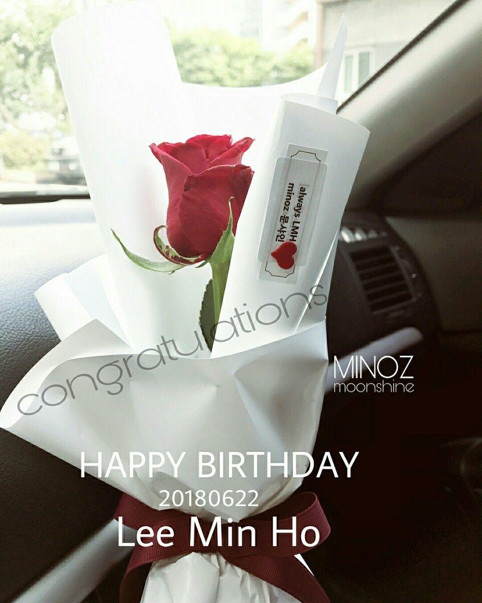 Happy Birthday, Minhosshi, 20180622 (gift from Minoz