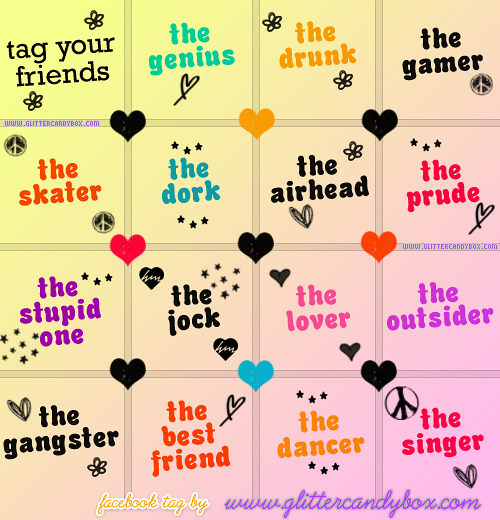 cute tag pictures for