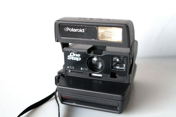POLAROID camera ONE STEP autofocus vintage 90's on Etsy, $44.96 AUD