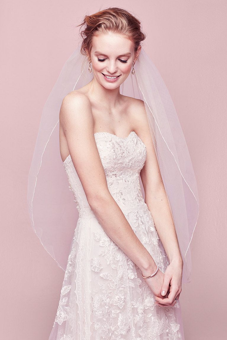 Everything you want to know about wedding veils, from
