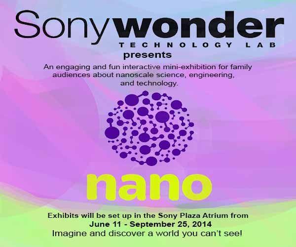 Sony Technology Wonder Lab Technology Lab Nyc With Kids City Trip