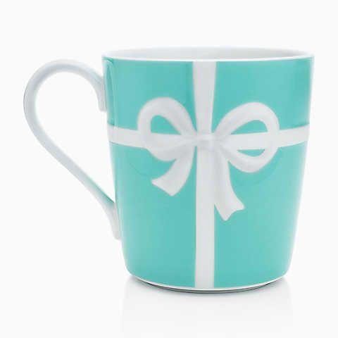 quality design 9f22d e7b57 ティファニー ブルー ボックス マグカップ ボーンチャイナ 数量 ...