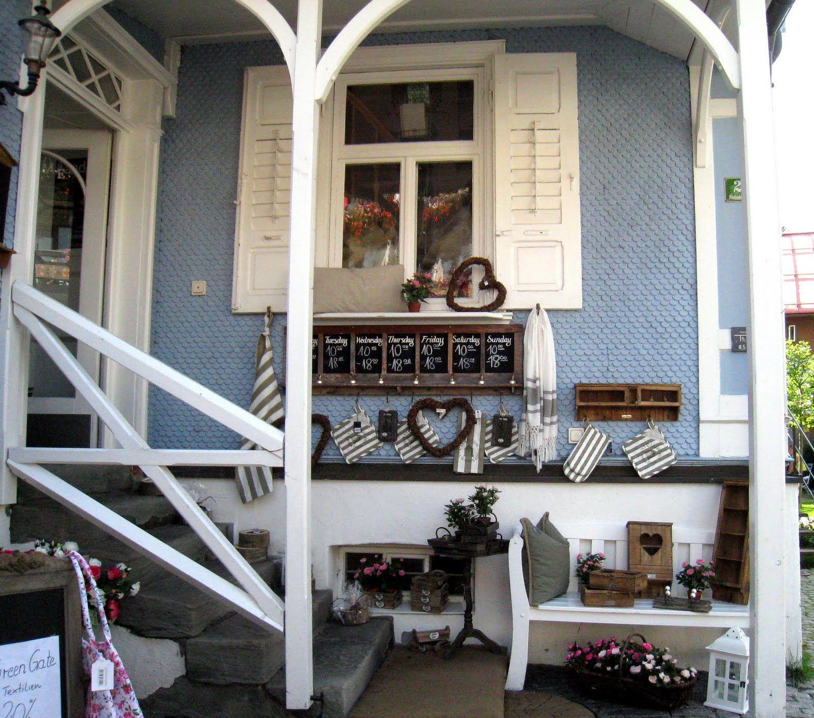 Blaues Haus Oberstaufen