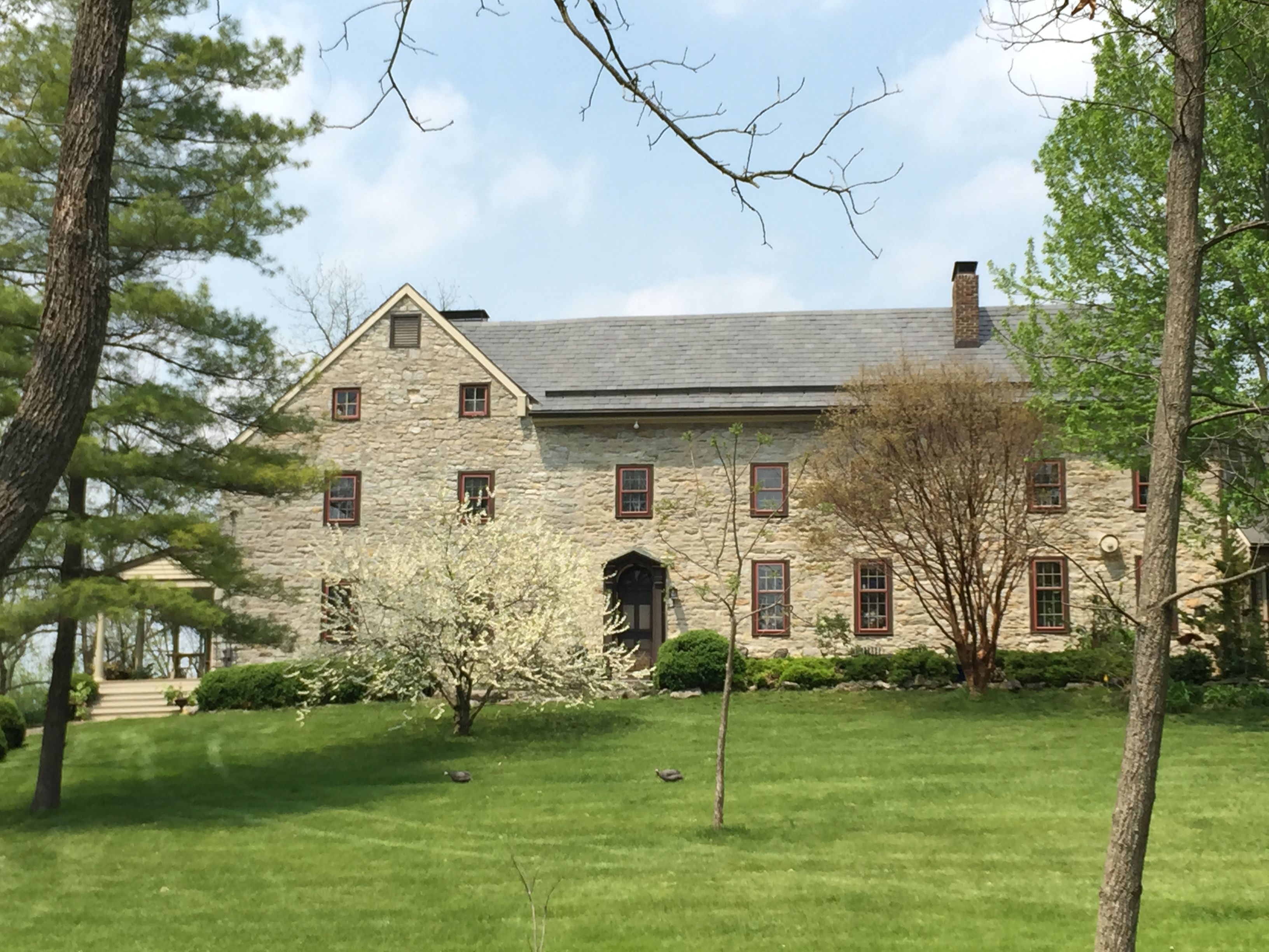 Old Forge Farm 1762 Near Hagerstown Maryland This Is The Oldest