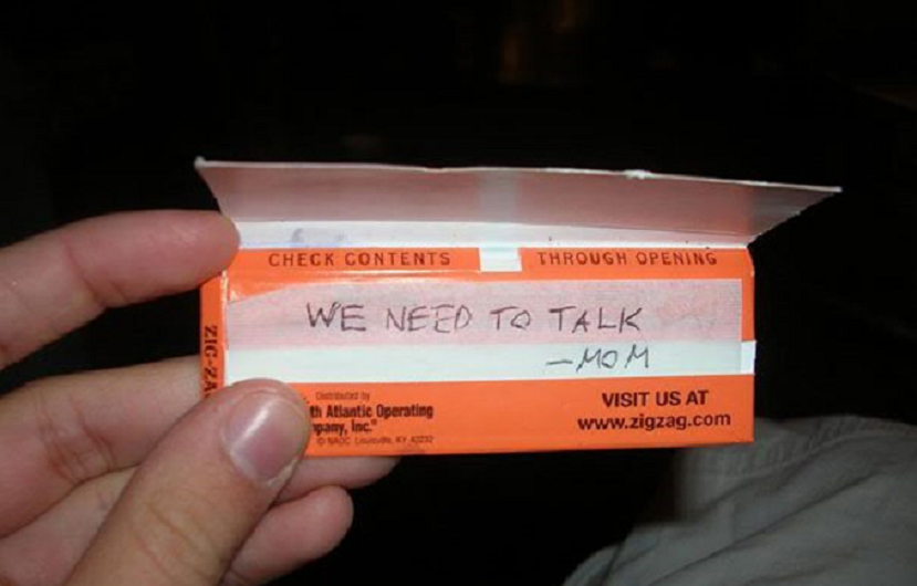 25 Of The Funniest Notes From Moms And Dads