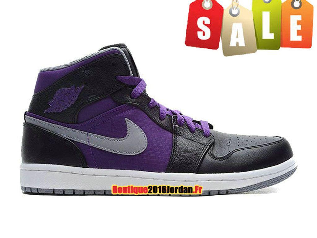 air Chaussures 1 jordan violet Pas cher MVLpGqSUz