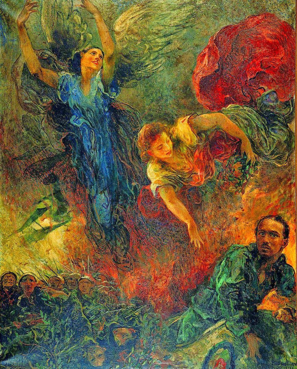 Neo Impressionism Artists: Italian Divisionism/Neo-Impressionism