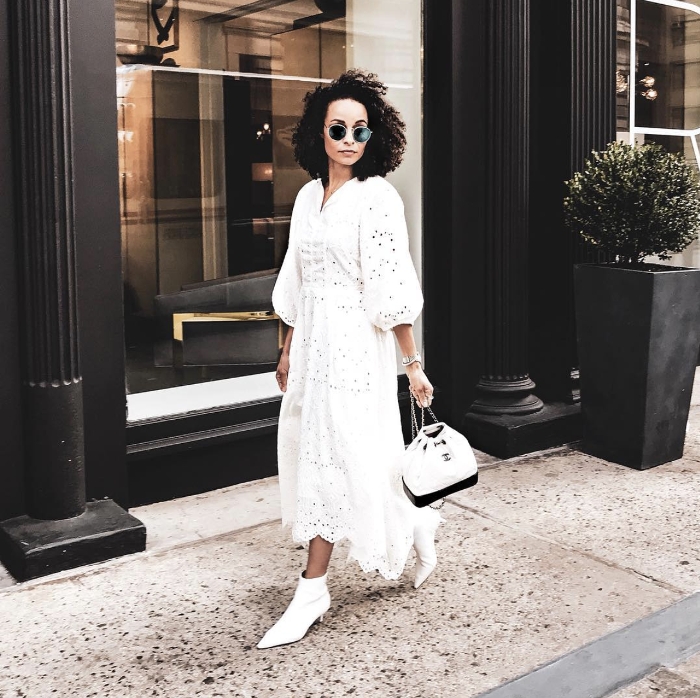 1b90594601f 11 Ways to Keep the White Boot Trend Going for Summer via  WhoWhatWearUK