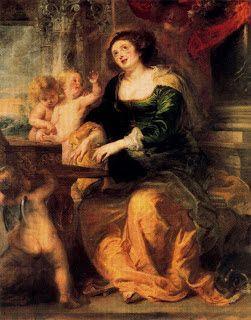 TICMUSart: Santa Cecilia - Pedro Pablo Rubens (I. M.)