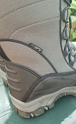 954cb05baa7 Mountain Warehouse Isodry Park Womens Snow Boots UK 5 | Outdoor ...