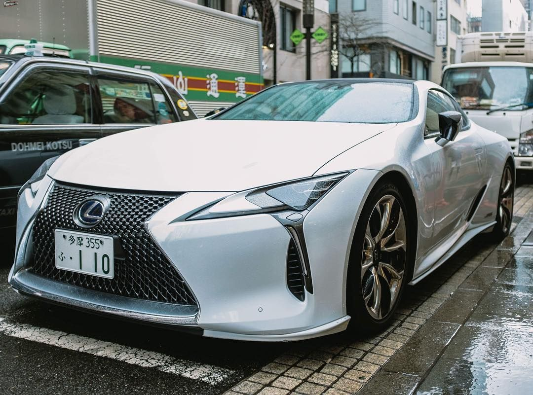 Lexus Nürnberg Barely See The Difference Between This Lc And The Original Concept