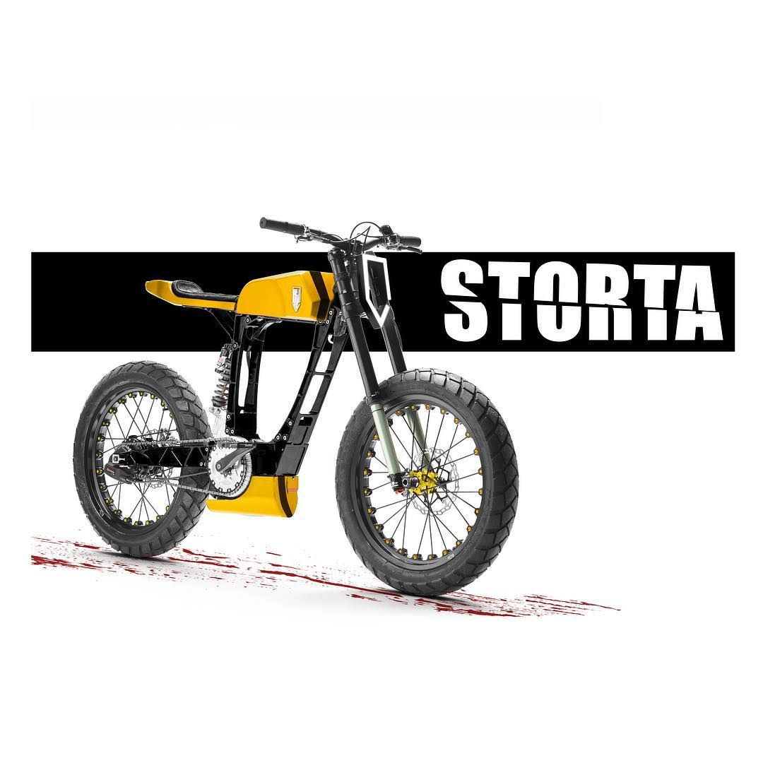 a8207b9f9fd Exciting New Electric Bike from Italy-The STORTA | EvNerds | Cafè ...