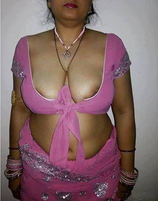 bra blouse Desi aunty