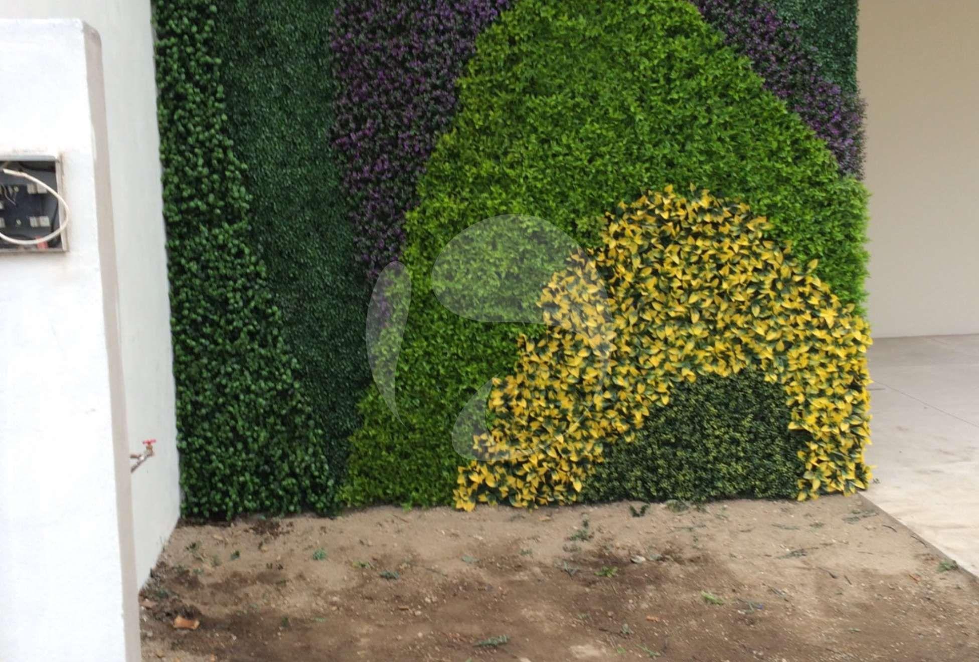 Muros verdes en la ciudad de puebla jardines verticales for Diseno de muros verdes